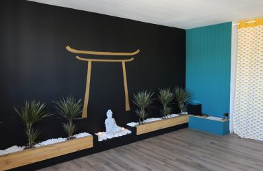 Un esprit zen à Sadhana